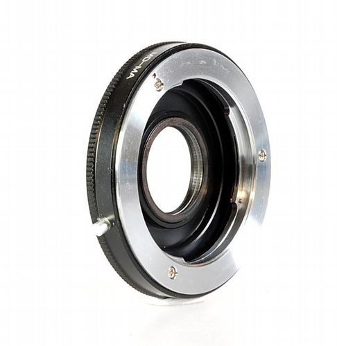 Minolta MD Lens to Sony Alpha A-Mount Adaptor - Minolta MD Lens to Sony Alpha A-Mount Camera Adaptor